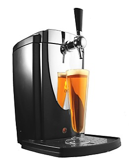 Macy*s - Gifts & Gift Cards - Icy Cold™ 6-Liter Kegerator :  beer icy cold kegerator keg