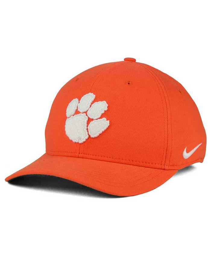Nike - Clemson Tigers Classic Swoosh Cap