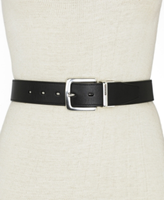 "Fossil ""Casual Reversible"" Belt - Fossil"