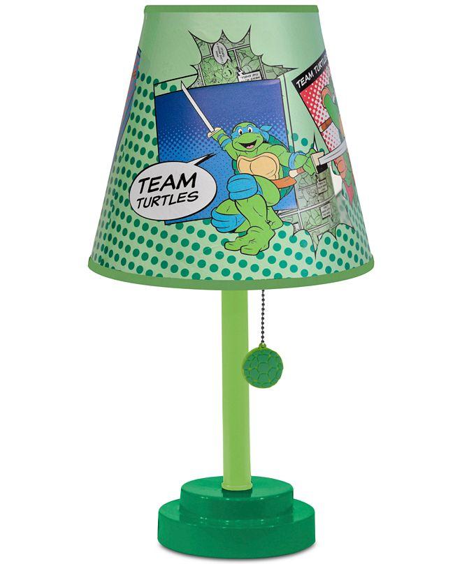 Idea Nuova Ninja Turtles Table Lamp