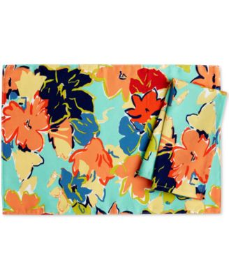 Fiesta Sedona Collection Floral Napkin