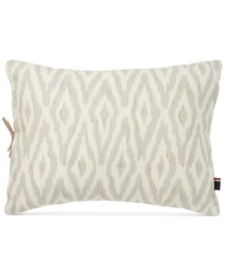 "Tommy Hilfiger 12"" x 16"" Decorative Pillow"