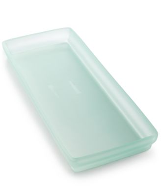 Martha Stewart Collection Sea Glass Frost Tray, Only at Macy's