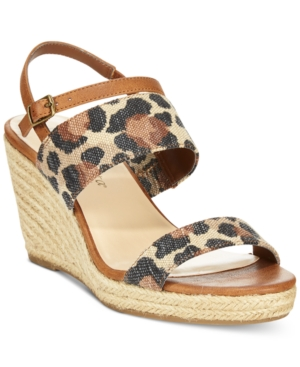 Bella Vita Grayson Wedge Sandals Women's Shoes