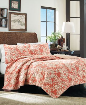 Tommy Bahama Home Orchid Retreat Full/Queen Quilt
