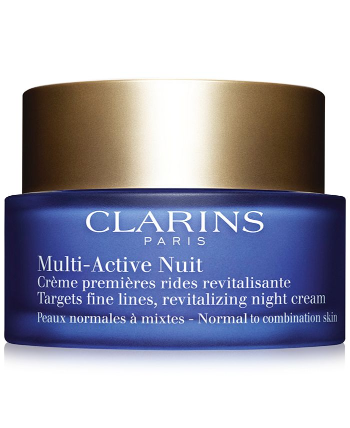 Clarins - Multi-Active Night Cream - All Skin Types