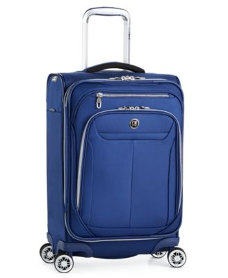 "Revo Evolution 21"" Carry On Expandable Spinner Suitcase, Only at Macy's"