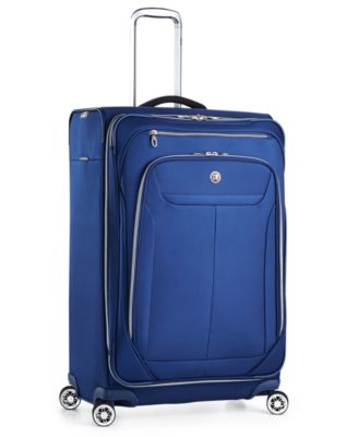 "Revo Evolution 29"" Expandable Spinner Suitcase, Only at Macy's"