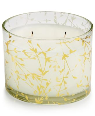 Home Design Studio Double Wick Candle