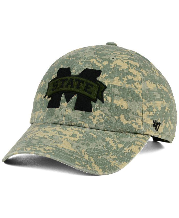 '47 Brand - Mississippi Rebels OHT Nilan Clean-Up Cap