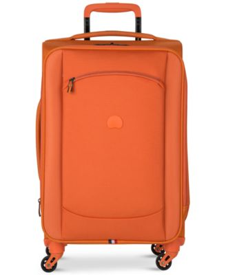 "CLOSEOUT! Delsey Hyperlite 2.0 20"" Carry-on Expandable Spinner Suitcase in Orange, Only at Macy's"