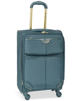 "Nine West Kaley 20"" Expandable Spinner Suitcase, Only at Macy's"