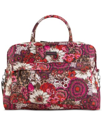 Vera Bradley Perfect Companion Travel Bag