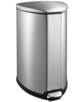 Household Essentials EKO 35L Trash Can
