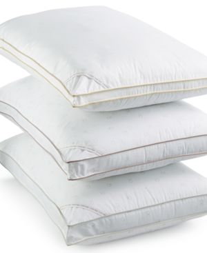Calvin Klein Tossed Down-Alternative Extra-Firm-Density Standard Gusset Pillow Bedding