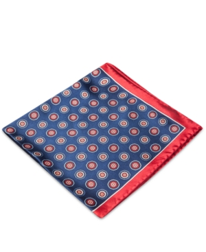 Club Room Medallion Pocket Square, Only at Macy's