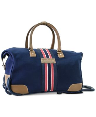 Tommy Hilfiger Freeport Rolling City Bag, Only at Macy's