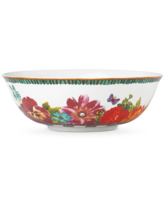 Lenox Melli Mello Eliza Stripe Collection Serving Bowl, Exclusively available at Macy's