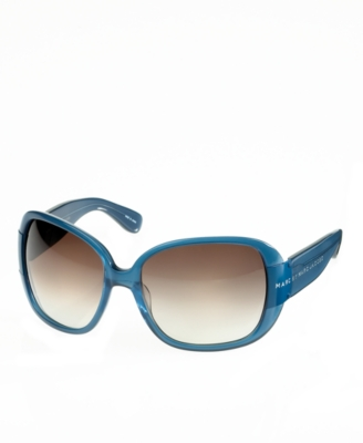Marc by Marc Jacobs Sunglasses, Large Rectangular Frame - Marc By Marc Jacobs
