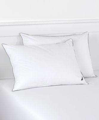 CLOSEOUT! Nautica Signature Navy Logo Standard Pillow