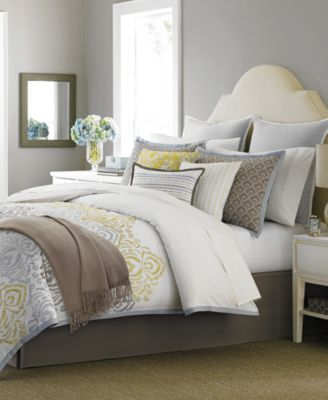 Martha Stewart Collection Cape May 10-Pc. Queen Comforter Set, Only at Macy's