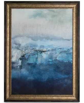 Graham & Brown Ink Abstract Framed Print