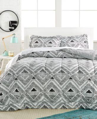 Morgan 3-Pc. King Comforter Set