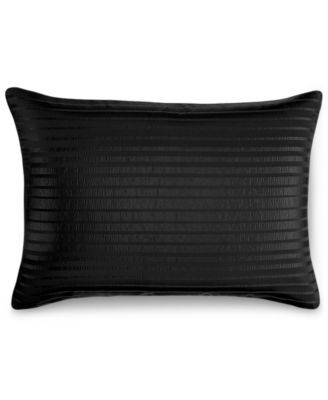 Hotel Collection Onyx King Sham, Only at Macy's