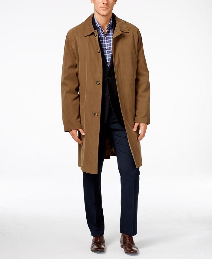 London Fog - Durham Classic-Fit Raincoat