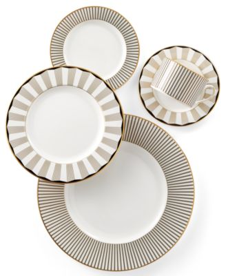 Brian Gluckstein by Audrey  Bone China 5-Pc. Table Setting