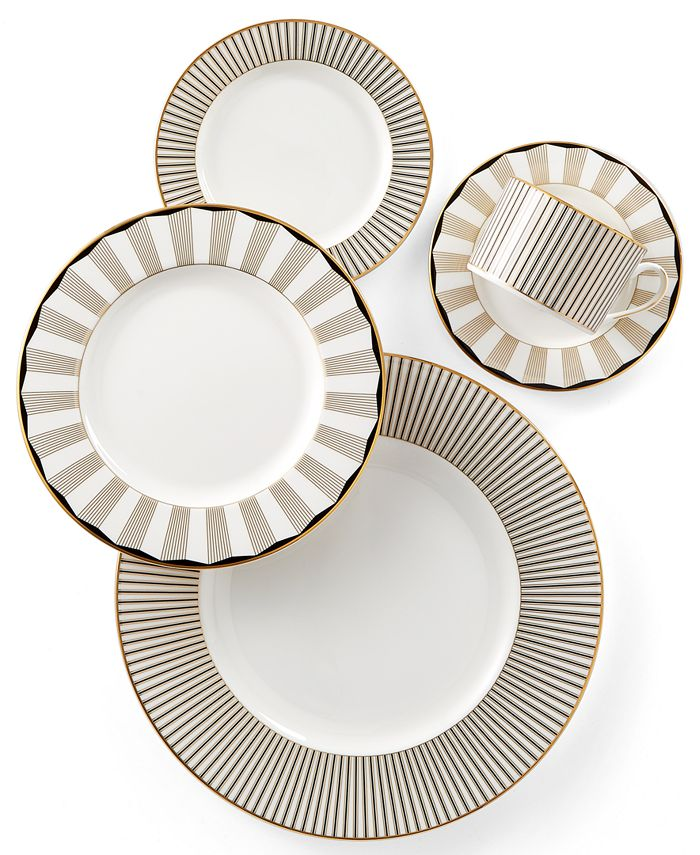 Lenox - Audrey Collection Bone China 5-Pc. Table Setting