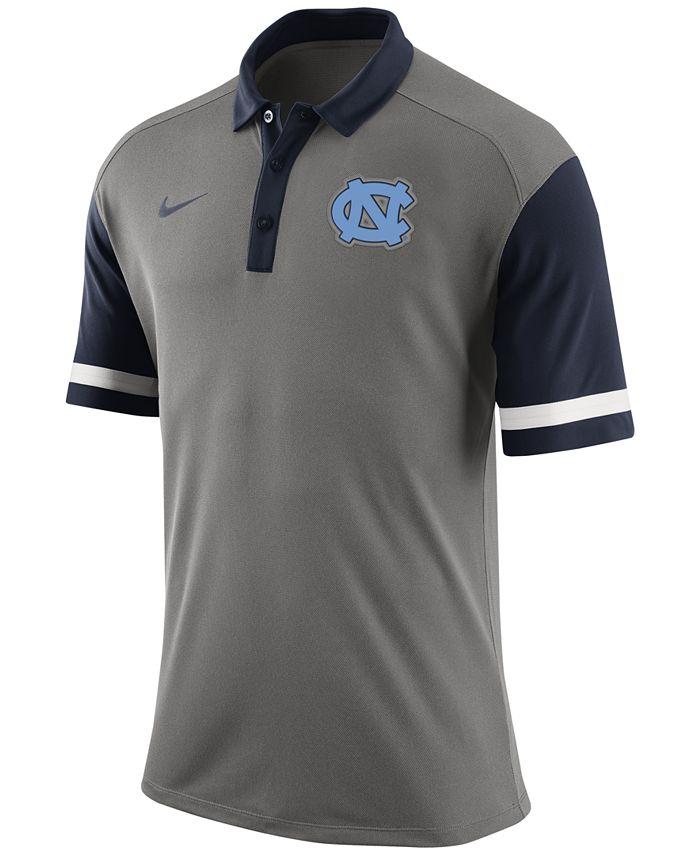 Nike - Men's North Carolina Tar Heels Stadium Team First Stripe Polo