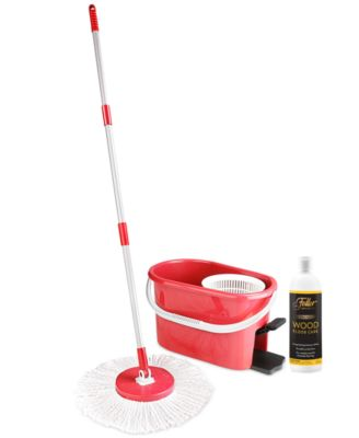 Fuller Brush Co. Spin Mop, Bucket & Floor Care Set, Only at Macy's