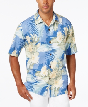 2e9b98a7 UPC 023798900802 product image for Tommy Bahama Men's Island Luau Silk  Short-Sleeve Shirt ...
