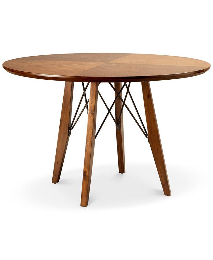 Furniture - Clark Round Pub Table, Direct Ship