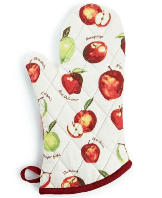 Martha Stewart Collection Apple Oven Mitt, Only at Macy's
