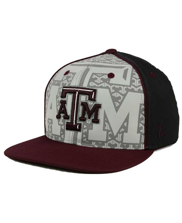 Top of the World - Texas A&M Aggies Reflector Snapback Cap