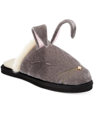 kate spade new york Bonnie Mouse Ear Slippers Women's Shoes