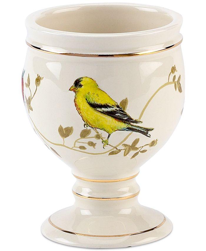 Avanti - Gilded Birds Tumbler