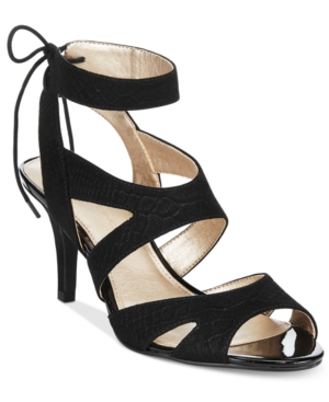 Bandolino Misilana Lace-Up Sandals