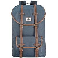 Deals on Steve Madden Mens Solid Utility Backpack