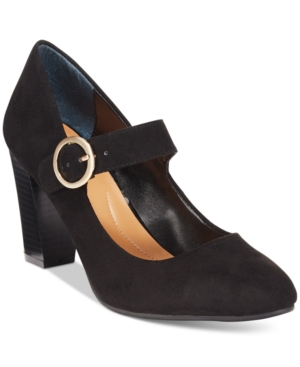 Style & Co. Alabina Mary Jane Pumps, Only at Macy's Women's Shoes