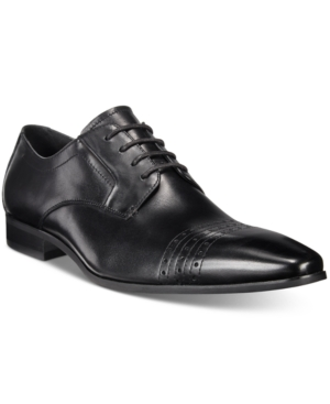 Bar Iii Men's Saxon Triple Cap Toe Oxfords, Only at Macy's Men's Shoes