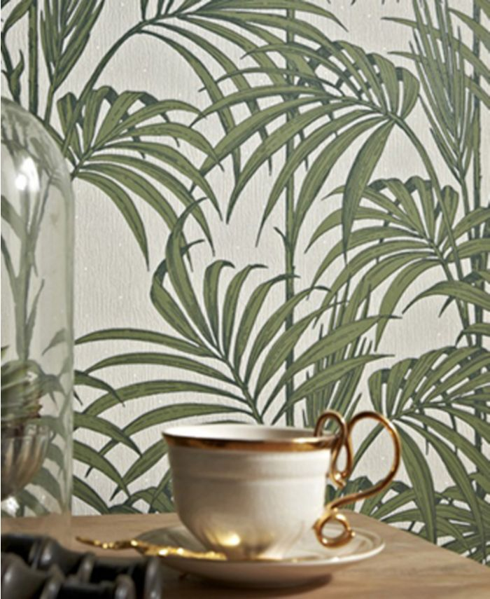 Graham & Brown - Honolulu Palm Wallpaper