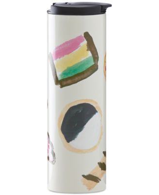 """kate spade new york all in good taste """"One Smart Cookie"""" Travel Tumbler, Only at Macy's"""