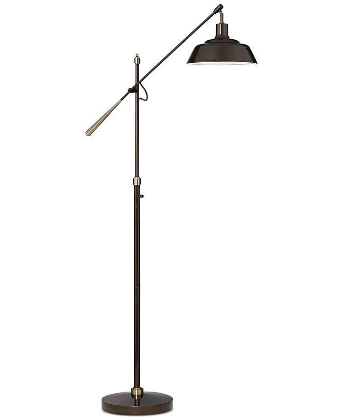 Pacific Coast - Spot On Adjustable Downbridge Floor Lamp
