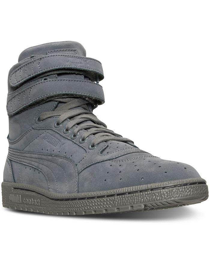 Puma - Men's Sky II Hi Mono Casual Sneakers from Finish Line