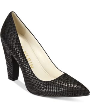 Anne Klein Hollyn Pointed-Toe Pumps