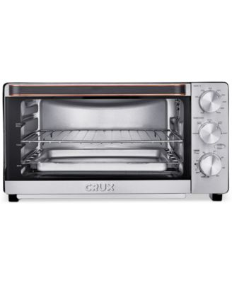 Crux CRX14543 6-Slice Convection Toaster Oven, Only at Macy's