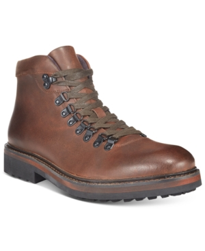 Kenneth Cole Reaction Men's Climb the Rope Alpine Boots Men's Shoes